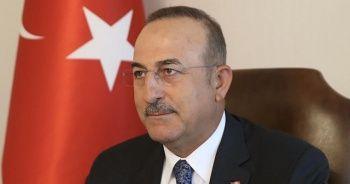 Bakan Çavuşoğlu: Türkiye-Afrika ortaklığının salgın sonrası yeni düzende örnek gösterileceğine inanıyorum