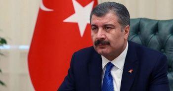 Bakan Koca'dan MHP lideri Devlet Bahçeli'ye teşekkür