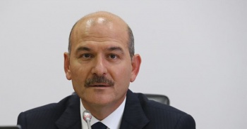 Bakan Soylu: 'Cumhurbaşkanı Erdoğan ile çalışmak benim için şereftir'