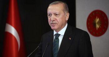 Cumhurbaşkanı Erdoğan'dan bayram paylaşımı