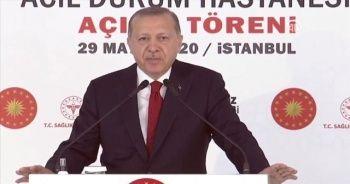 Cumhurbaşkanı Erdoğan: Gençlerimize 2053 için büyük ve güçlü Türkiye'yi bırakmakta kararlıyız