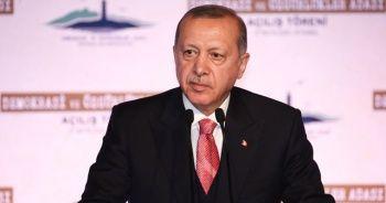 Cumhurbaşkanı Erdoğan: Yassıada'da yapılan iş yargılama değil, bir hukuk cinayetiydi