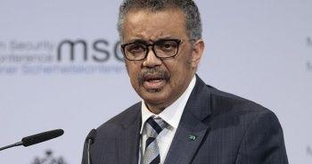 Dünya Sağlık Örgütü Direktörü: 'Bu salgında gideceğimiz daha uzun bir yol var'