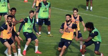 Fenerbahçe, günün ikinci idmanını tamamladı