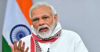 Hindistan Başbakanı Modi: Virüsle mücadelede zafer yolundayız
