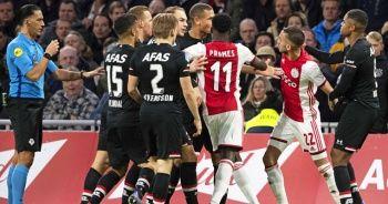 Hollanda'da Alkmaar'ın liderlik itirazı kabul edilmedi