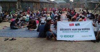 İDDEF, Ramazan ayında Türkiye ve Dünya'da iyiliğe dokundu