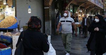 İran'da Kovid-19 nedeniyle ölenlerin sayısı 7 bin 417'ye yükseldi