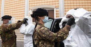 İtalya'da koronavirüsten ölenlerin sayısı 31 bin 610'a yükseldi