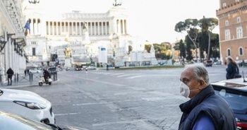 İtalya'da Kovid-19 nedeniyle 156 kişi daha hayatını kaybetti