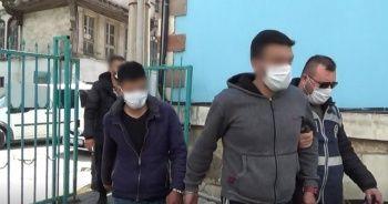 Kütahya'da sokak köpeğinin katledilmesi olayı ile ilgili 4 şüpheli yakalandı
