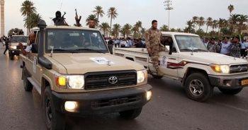 Libya ordusu duyurdu! Darbeci Hafter'den bir belde daha kurtarıldı