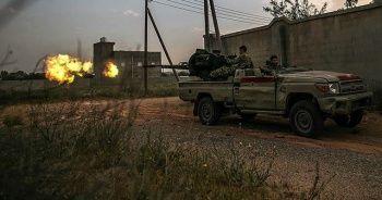 Libya Ordusu Hafter milislerinin bir HSS ve bir SİHA'sını imha etti