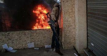 Libya ordusundan Hafter milislerine hava operasyonu