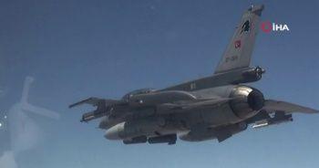 MSB: Irak'ın kuzeyinde 3 PKK'lı terörist etkisiz hale getirildi