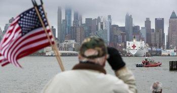 New York'taki bakımevlerinde kaydedilmemiş 1700 Kovid-19 kaynaklı ölüm belirlendi