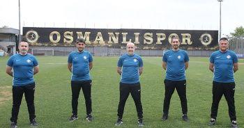 Osmanlıspor'un yeni teknik adamı belli oldu