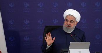 Ruhani'den Venezuela'ya gönderilen tankerlere ABD'nin müdahale ihtimaline karşı uyarı
