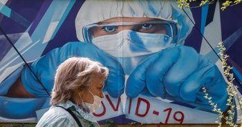 Rusya'da korona ölümleri 3 bini geçti, vaka sayısı 320 bine yaklaştı