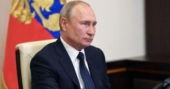 Rusya Devlet Başkanı Vladimir Putin: Rusya'da salgın zirve noktasını geçti