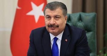 Sağlık Bakanı Koca'dan videolu bayram mesajı