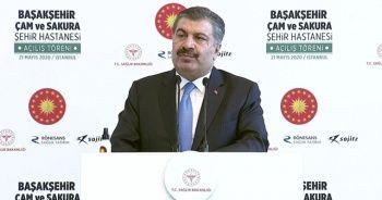 Sağlık Bakanı Koca: Sağlık altyapımız nedeniyle yoğun bakım sıkıntısı çekmedik