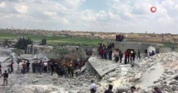 Suriye'de tüp deposunda patlama: 4 ölü, 23 yaralı
