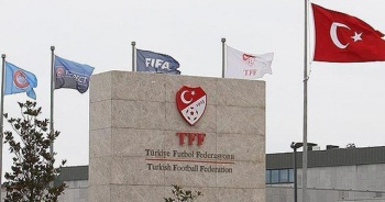TFF'den Mustafa Cengiz'e geçmiş olsun mesajı