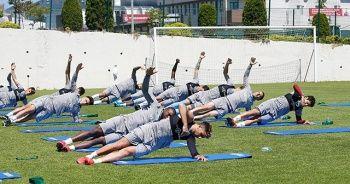 Trabzonspor'da hazırlıklar devam ediyor