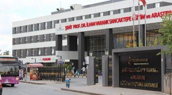 Türkiye'de korona virüs ile mücadelede en başarılı hastanelerinden biri ilk defa içeriden görüntülendi