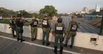 Venezuela'da darbe hazırlığı suçlamasıyla 2 'paralı asker' daha yakalandı