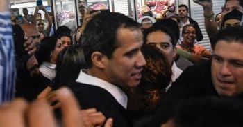 Venezuela'da Guaido'nun bir Avrupa ülkesi büyükelçiliğine sığınacağı iddia edildi