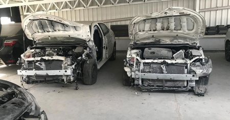 'Change otomobil' operasyonu