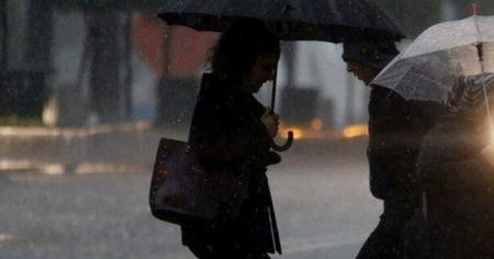 3 bölgede sağanak uyarısı! 4 gün boyunca yağış bekleniyor