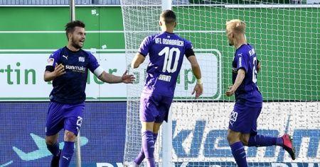 Almanya 2. Bundesliga: G.Fürth: 0 - Osnabrück: 2