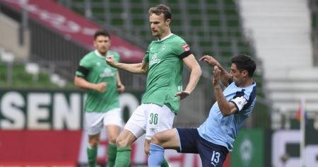 W.Bremen ile Mönchengladbach berabere kaldı