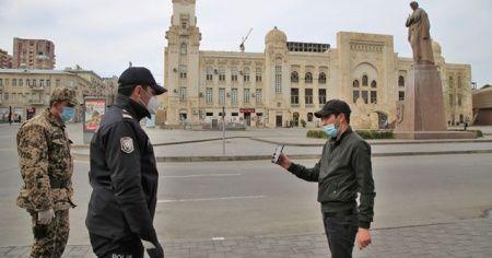 Azerbaycan'da rekor sayıda Covid-19 vakası kayıtlara geçti