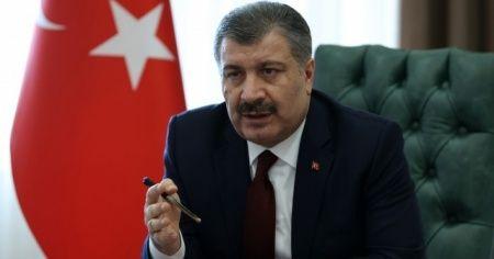 """Bakan Koca: """"Ölüm oranları da Ankara'nın başarısını ortaya koyuyor"""""""