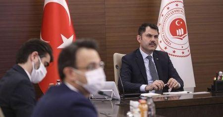 Bakan Kurum: 'Antalya'da 413 yapının imara aykırı ve izinsiz yapıldığını tespit ettik'