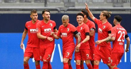 Bundesliga: Schalke 04: 0 - Augsburg: 3