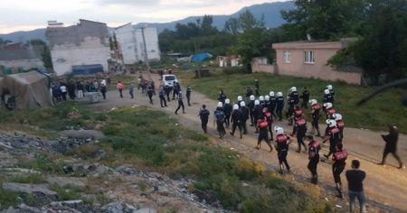 Bursa'da kavgaya müdahale eden polis şehit oldu