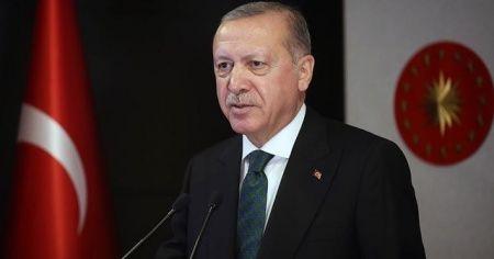 Cumhurbaşkanı Erdoğan'dan 'demokratik ve ekonomik gelişim' paylaşımı