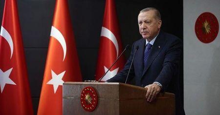Cumhurbaşkanı Erdoğan: Şehirler arası seyahat sınırlaması 1 Haziran'dan itibaren tamamıyla kaldırılmıştır