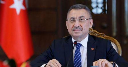 Cumhurbaşkanı Yardımcısı Oktay: Türkiye, KKTC'nin yanında olmaya devam edecek