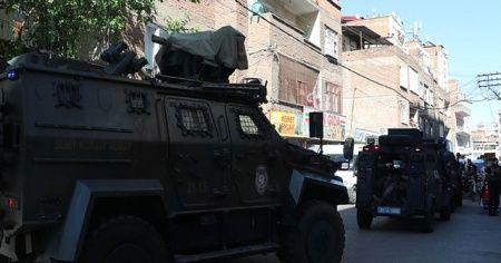 Diyarbakır'da polis memurunu şehit eden saldırının faili gözaltına alındı