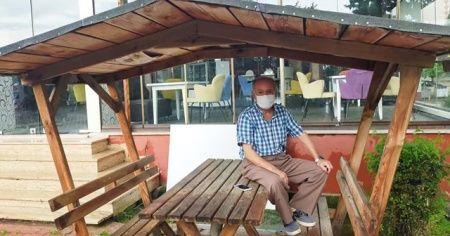 Edirne'de 65 yaş üstü vatandaşların izin sevinci yarıda kaldı