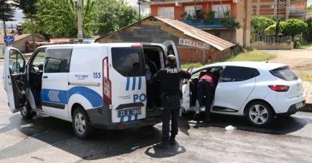 Elazığ'da bugün sokağa çıkan 37 kişiye 116 bin TL ceza