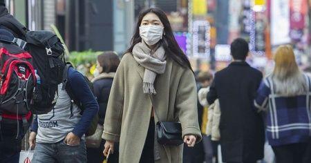 Güney Kore'de ulaşım araçlarında maske takılması zorunlu hale getirildi