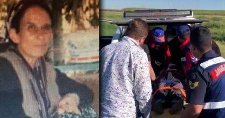 Hafıza kaybı sorunu yaşayan yaşlı kadın 24 saat sonra baygın bulundu