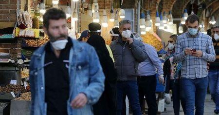 İran'da koronavirüs kaynaklı can kaybı 7 bin 508'e yükseldi